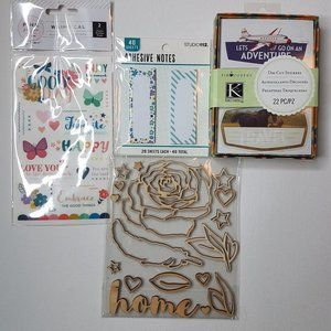 Other - 2/$20 - Pretty Floral Crafting Bundle